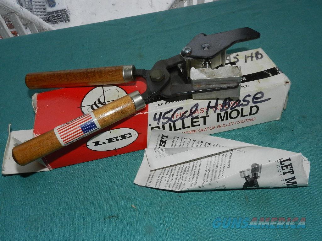 LEE BULLET MOLD  450, 204GR