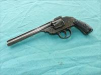 IVER JOHNSON LONG BARREL .38