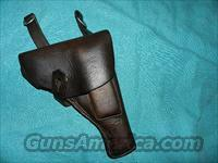 P38 HOLSTER WWII