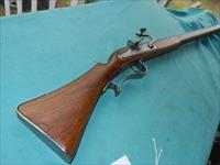 EARLY MATCHLOCK .44 CAL RIFLE