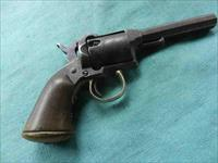 REMINGTON BEALS 1ST MODEL .31 CAL REVOLVER
