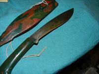 Vietnam War,  Jungle Environment Survival Training (JEST) KNIFE