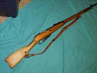 MOISIN NAGANT 1938 RIFLE WITH BAYONET