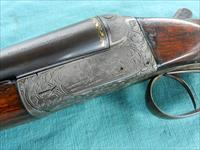 VERY FINE EXCEPTIONAL ENGRAVED BELGIUM 16GA GUILD GUN