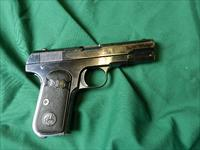 COLT 1903 HAMMERLESS .32 MADE IN 1908