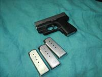 KAHR PM 40 PISTOL .40S&W WITH 4 MAGS CRIMSON TRACE