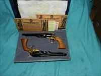 COLT CIVIL WAR CENTENNIAL PISTOL SET