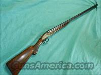 IVER JOHNSON KNOX ALL 12GA. DOUBLE