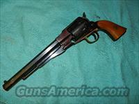 REMINGTON 1858 EUROARMS .44 REVOLVER