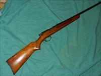 VINTAGE STEVENS .22LR SINGLE SHOT BOLT ACTION