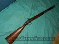 TRADITIONS FOX RIVER 50 CAL PERCUSSION RIFLE