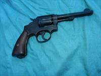 S&W VICTORY .38 CAL. SPECIAL PURPOSE  REVOLVER