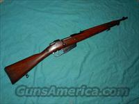 CARCANO 8 MM MAUSER CARBINE