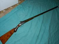 "LONG 38"" BARREL ST.LOUIS MUZZLE LOADER 16GA."