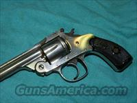 F&W .32 NICKLE REVOLVER