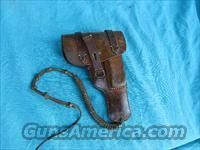 FEMARU, BROWNING NAZI HOLSTER