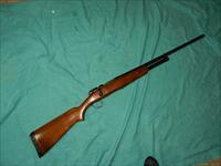 HIGH STANDARD HIGGINS 16 GA BOLT SHOTGUN