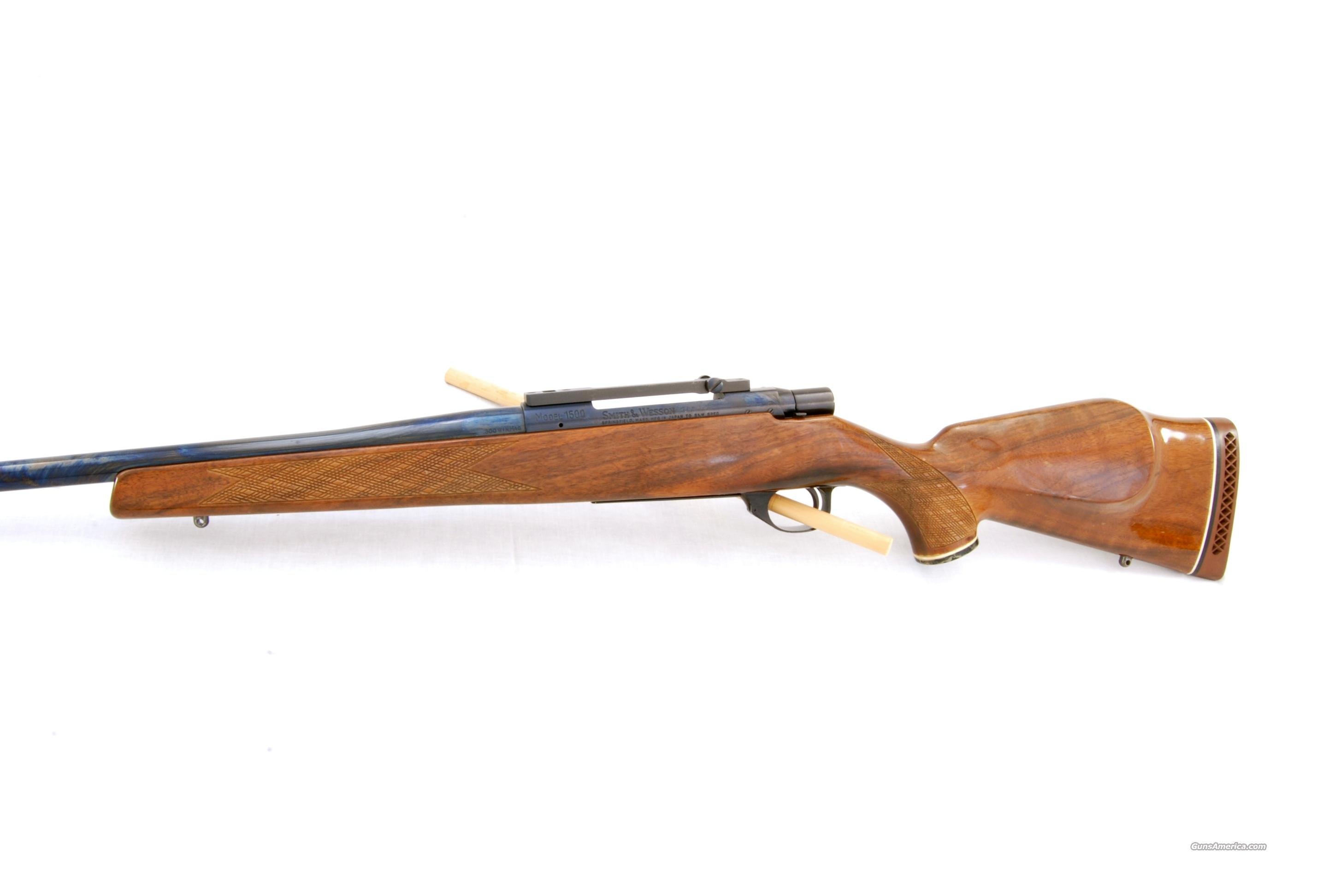 smith and wesson model 1500 300 win mag