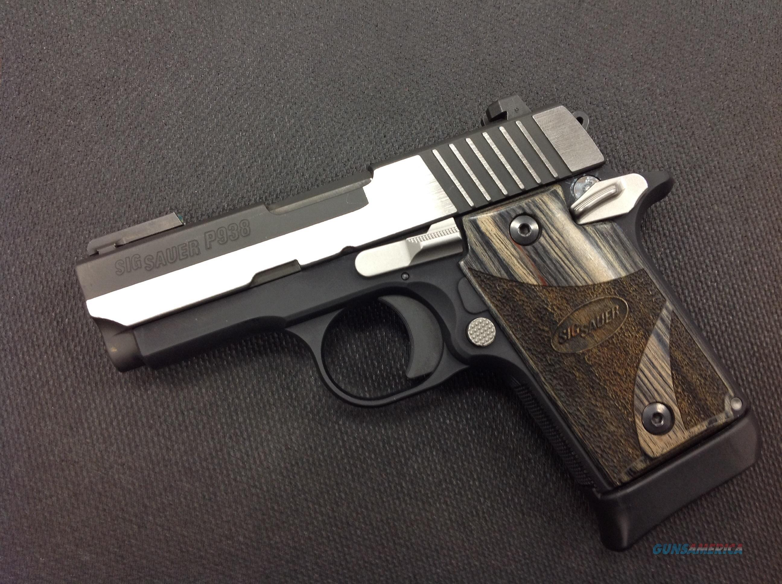 Sig Sauer P938 Equinox For Sale