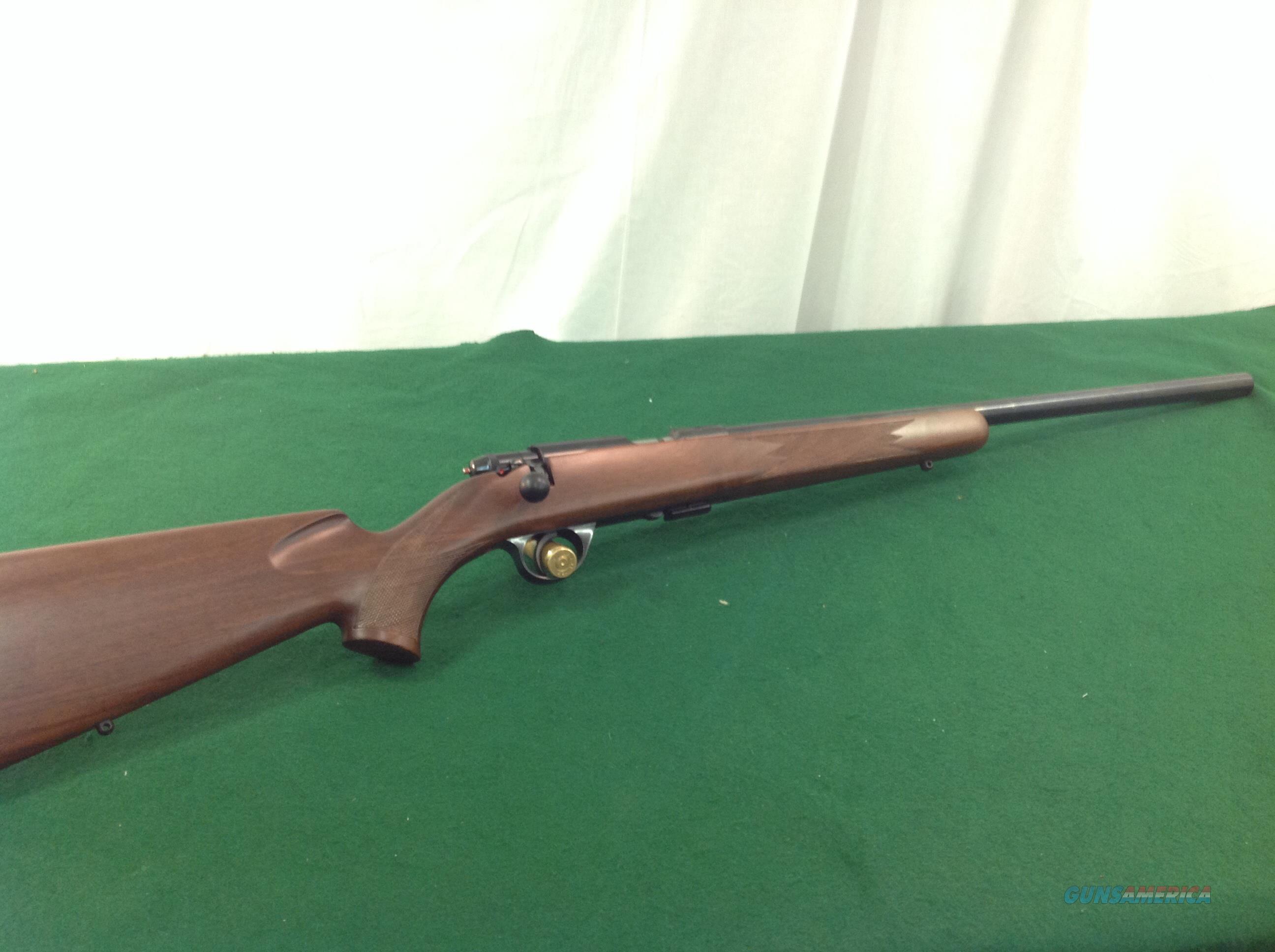 Anschutz Model 1710 Bull barrel  22 LR
