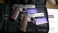 Ed Brown Kobra Carry KC-SS-CAL2 Serial numbered pair.  See details for pricing.