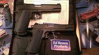 Ed Brown Alpha Elite Special Run .45 acp New see Options.   No Credit Card or shipping Charge.