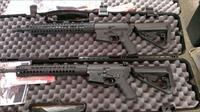 Head Down Pair of Rifles Model PV13 New in serial# sequence.  AR15 Type.