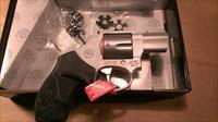 Taurus 380IB 380 UL .380acp revolver Stainless Steel NIB.   No Credit Card or shipping Charge.