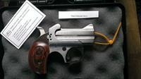 Bond Arms Texas Defender 9mm Derringer New.   No Credit Card or shipping Charge.