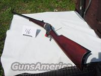 ALDO UBERTI HIGHWALL IN 45-70 CAL
