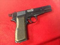 Ww2 manf German marked browning high power 9mm p35