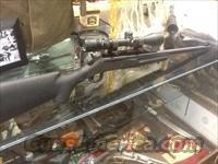 NEF NEW ENGLAND FIREARMS SB2 22 HORNET HANDI RIFLE W/ 3X9 SIMMONS SCOPE