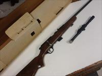 Unheard of new in box Marlin glenfield model 25 22lr bolt action with factory scope in the box