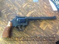 AS new smith & wesson model 17-4 8 3/8 in BRL