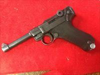 Ww2 vet bring back s/42 1937 date German Luger 9mm all matching