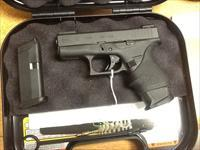 Mint as new Glock model 42  380 cal with night sites