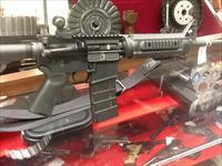 Stag arms ar15 m4 carbine. 223 cal. Done up store display gun