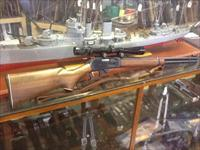 Very clean 95% cond early marlin 336 35 rem cal w/marlin scope