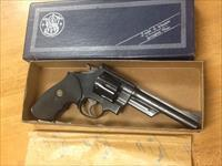 Very nice smith & Wesson mode 28 l 28-2  5 1/2 brl. With box