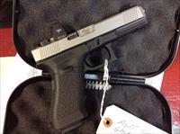 Rare Glock 17  SP1 Piazza  9mm with  EO TEC sight   From  Front Sight range