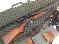 As new. Marlin 336 A 30-30 with scope