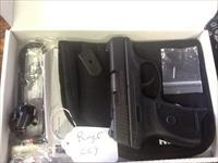 Black ruger lc9  9mm mint in box