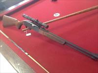 Mint Winchester model 190 w/scope 22 s l lr