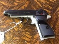 Feg pa-63 380 two tone. Copied from walther pp ppk guns