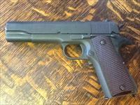 Clean ww2 colt 1911a1 military manf 1943 vet bring back
