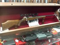 Very nice 1950's fn action 270 cal rifle. 24in brl
