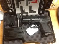 Heckler & Koch p2000sk compact 40 cal with 357 sig conversion