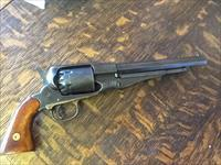 Remington 1858 percussion outstanding antiqued looks le an original gun. Was a movie gun