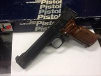 Minty smith & WESSON model 41 early MANF 5 1/2 in BRL.