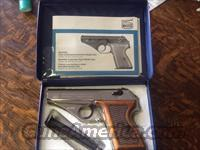 Minty rare mauser HSC 380 nickel in the box made aprox 1960